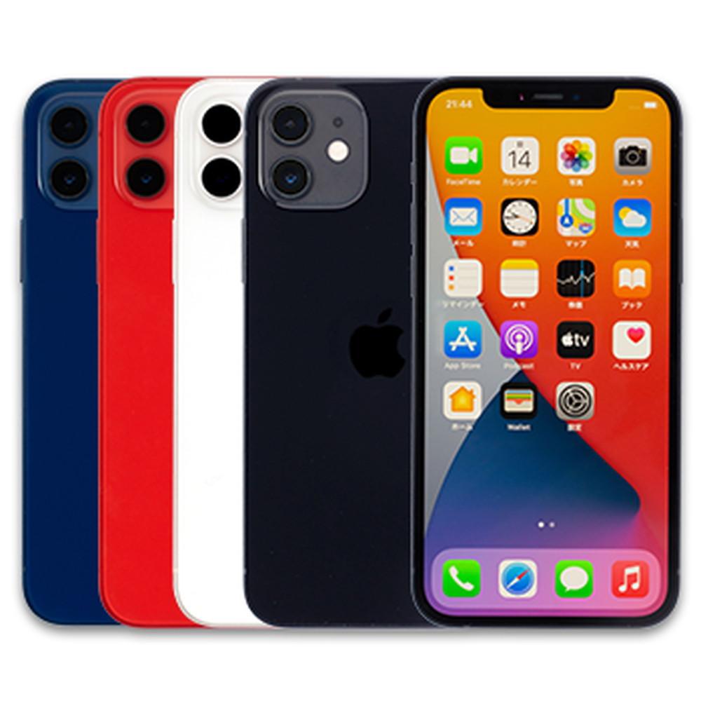 iPhone 12 [64GB](未使用品)