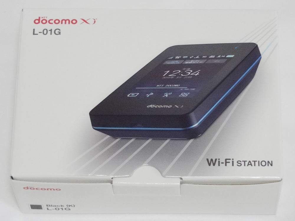 Wi-Fi STATION L-01G