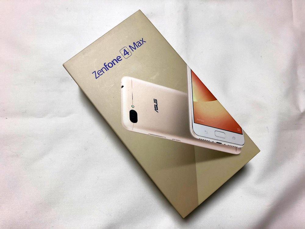 格安SIMを提供するMVNOで使う格安スマホはASUS ZenFone 4 MAXがベスト