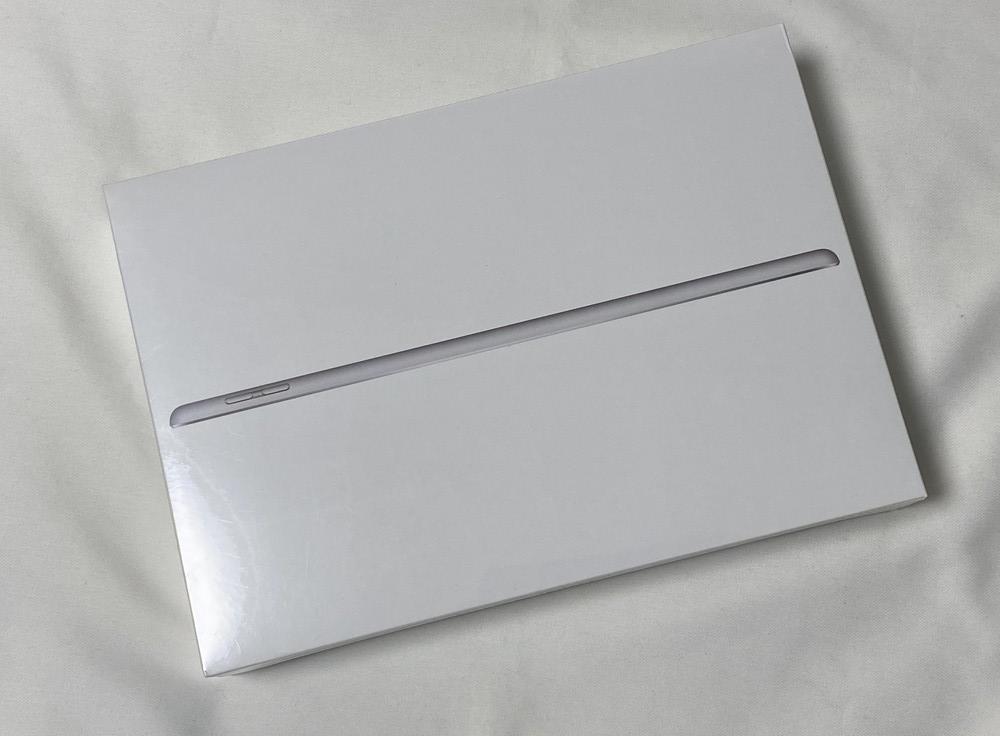iPad 10.2インチ 第7世代 Wi-Fi 32GBモデル 外箱