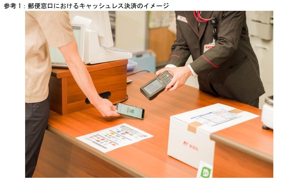 2020年2月から郵便局がキャッシュレス決済に対応してクレカ・Suica・iD・LINE Pay・PayPay・楽天ペイなどが利用可能に